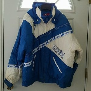 sneakers for cheap 65d25 f2d95 ProPlayer NFL Lions Stadium Jacket.